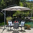 Садовый зонт 4 COLOR D=280 см, фото 6
