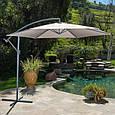 Садовый зонт 4 COLOR D=280 см, фото 10