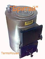 Котел на твердом топливе Бритай КОТВ 10П мощностью 10 кВт, фото 2