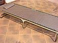 Садовый лежак MEXIM 190x60 см, фото 4