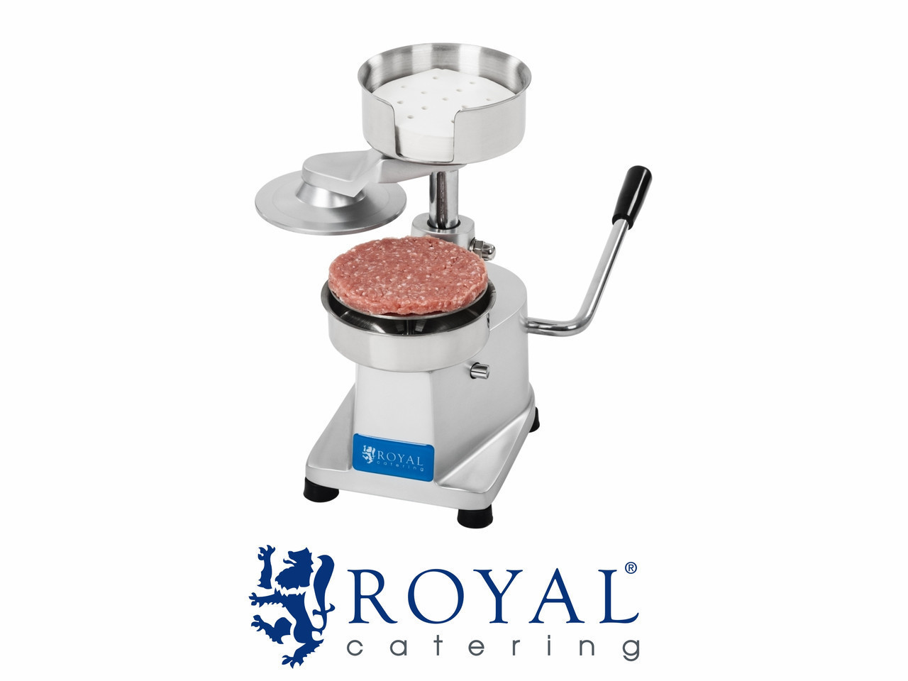 Прес для гамбургера - 100 мм ROYAL