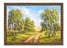 """Картина YS-Art BA001B """"Просёлочная дорога"""" 50x70, фото 2"""