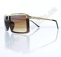 Очки унисекс солнцезащитные - Коричневые - 1088, фото 1