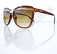 Очки женские солнцезащитные - Коричневые - 8803, фото 1
