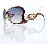 Очки женские солнцезащитные - Коричневые - 3123, фото 1