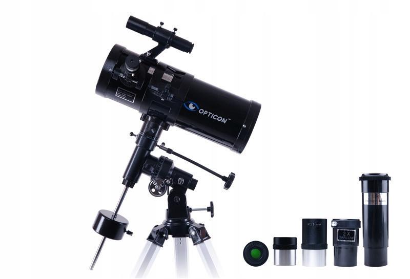 Телескоп OPTICON - Universe 114F1000EQ