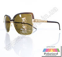 Очки женские солнцезащитные поляризационные - Коричневые - P5620, фото 1
