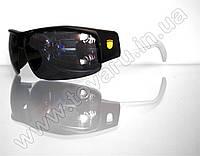 Очки мужские солнцезащитные спортивные - Черно-белые - SP306, фото 1