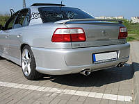 Cпойлер тюнинг Opel Omega B