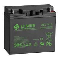 Аккумулятор для UPS B.B. Battery BC17-12