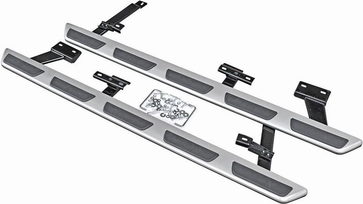 Пороги Audi Q3 8U (11-18) подножки площадки