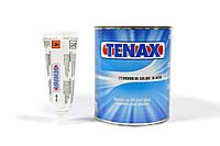 Клей для камня двухкомпонентный TENAX 1л густой красный Италия