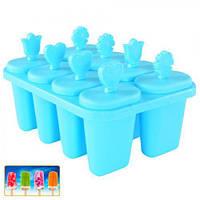 Формы для мороженого пластик 8шт/уп 15*12.5*7см