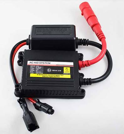 Блок розжига ксенона, SL Xenon 37B-G2 35Вт. 9-16V. slim, разъем KET, Тип AC, фото 2
