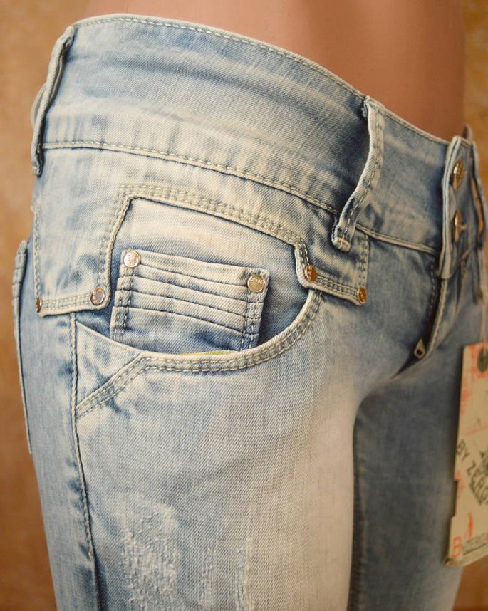 Женские джинсы ZERGA 104, фото 2