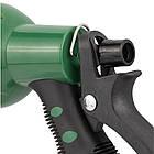 Набор поливочный: шланг спиральный 15м + пистолет распылитель 7-ми режимный Grad (5019075), фото 7