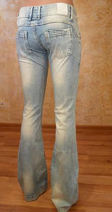 Женские джинсы ZERGA 104, фото 3