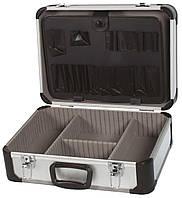 Чемодан алюминиевый для инструментов 455x330x165 мм