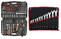 Набор ключей NEO 08-681 233 шт + набор ключей 6-22 мм 12 шт