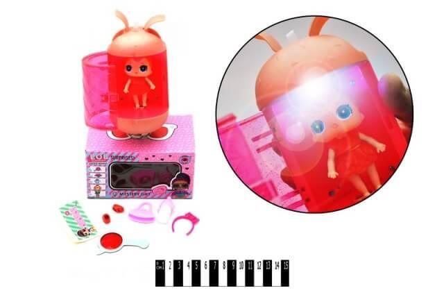 Кукла LOL Surprise ЛОЛ капсула BL8090