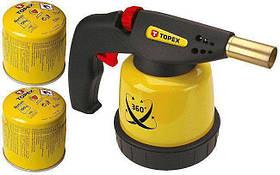 Газовый паяльник TOPEX 44E143