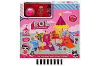 Игровая площадка с куклой LOL Surprise TM857B