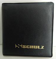 Альбом для монет SCHULZ (Польша) карманный, на 32 монеты