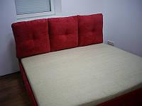 Заказать кровать с мягким изголовьем