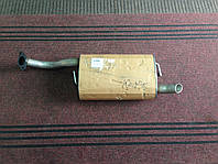 Труба выхлопная задняя (глушитель) Geely Emgrand EC7/EC7RV / Джили Эмгранд EC7/EC7RV 1064001081