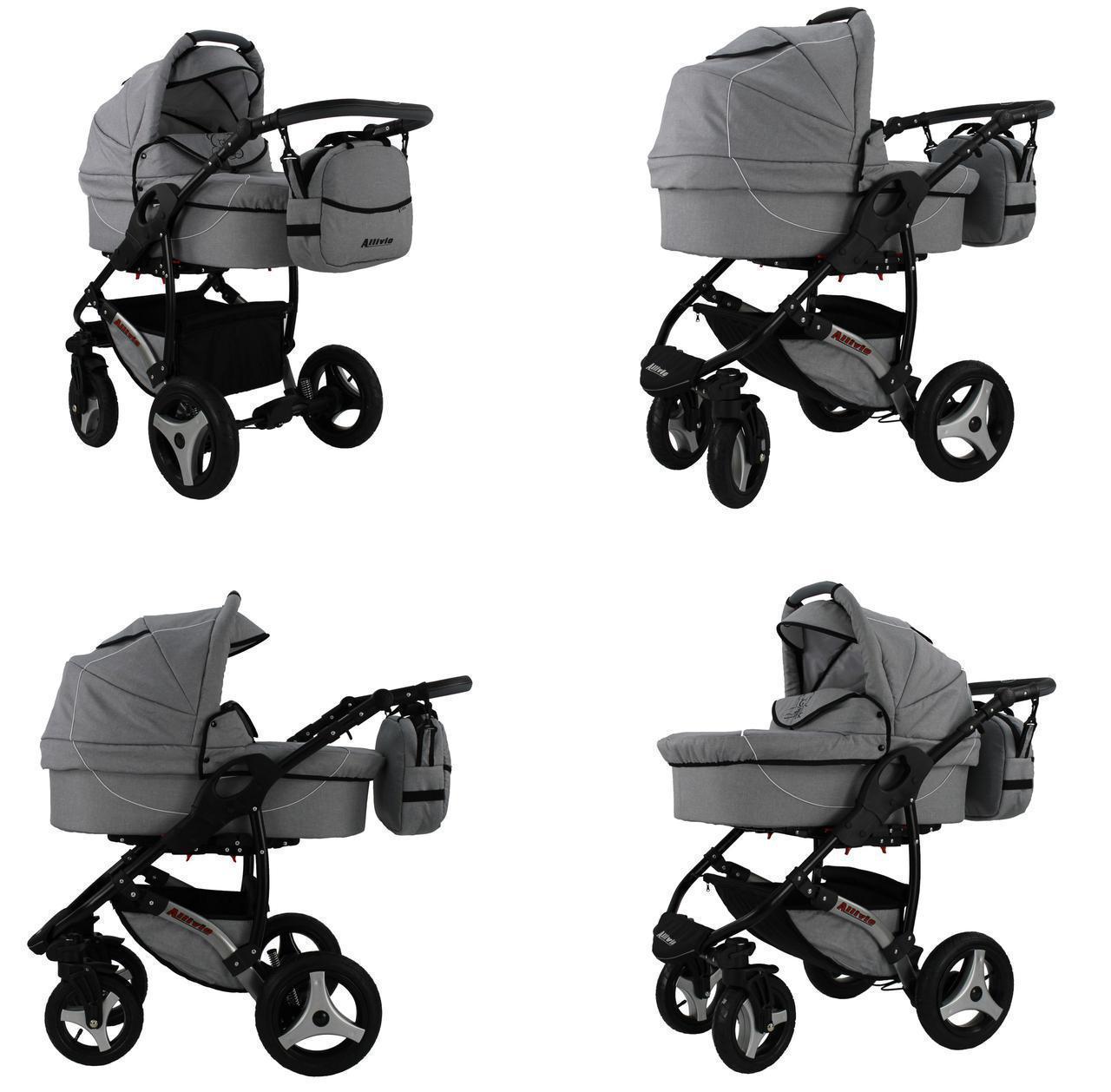 Детская коляска ALLIVIO 3 в 1