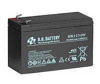 Аккумулятор для UPS B.B. Battery HR1234W