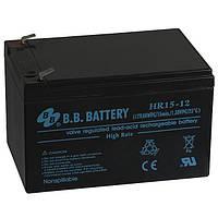 Аккумулятор для UPS B.B. Battery HR15-12
