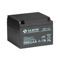 Аккумулятор для UPS B.B. Battery HR33-12