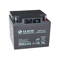 Аккумулятор для UPS B.B. Battery HR50-12