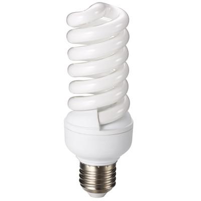 Энергосберегающая лампа (КЛЛ) DELUX Т3 FULL-SPIRAL 15W  4100К E27