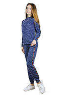 Спортивнй костюм женский / синий WD