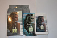 Женский мини-парфюм в изысканном чехле Versace Versense 50ml, фото 1