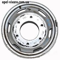 Диск колёсный 5.5J R16 металл спарка Nissan Interstar 2010-2018