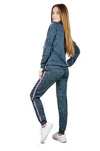 Спортивнй костюм женский / серый WD
