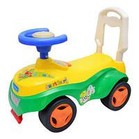 Детская машинка-каталка толокар bambi M 0527-2