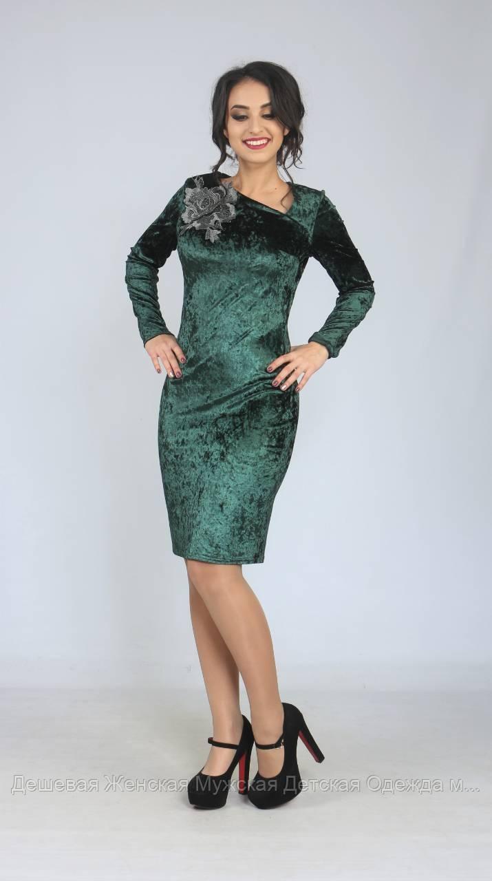 Стильне плаття велюр бархатНовый рік