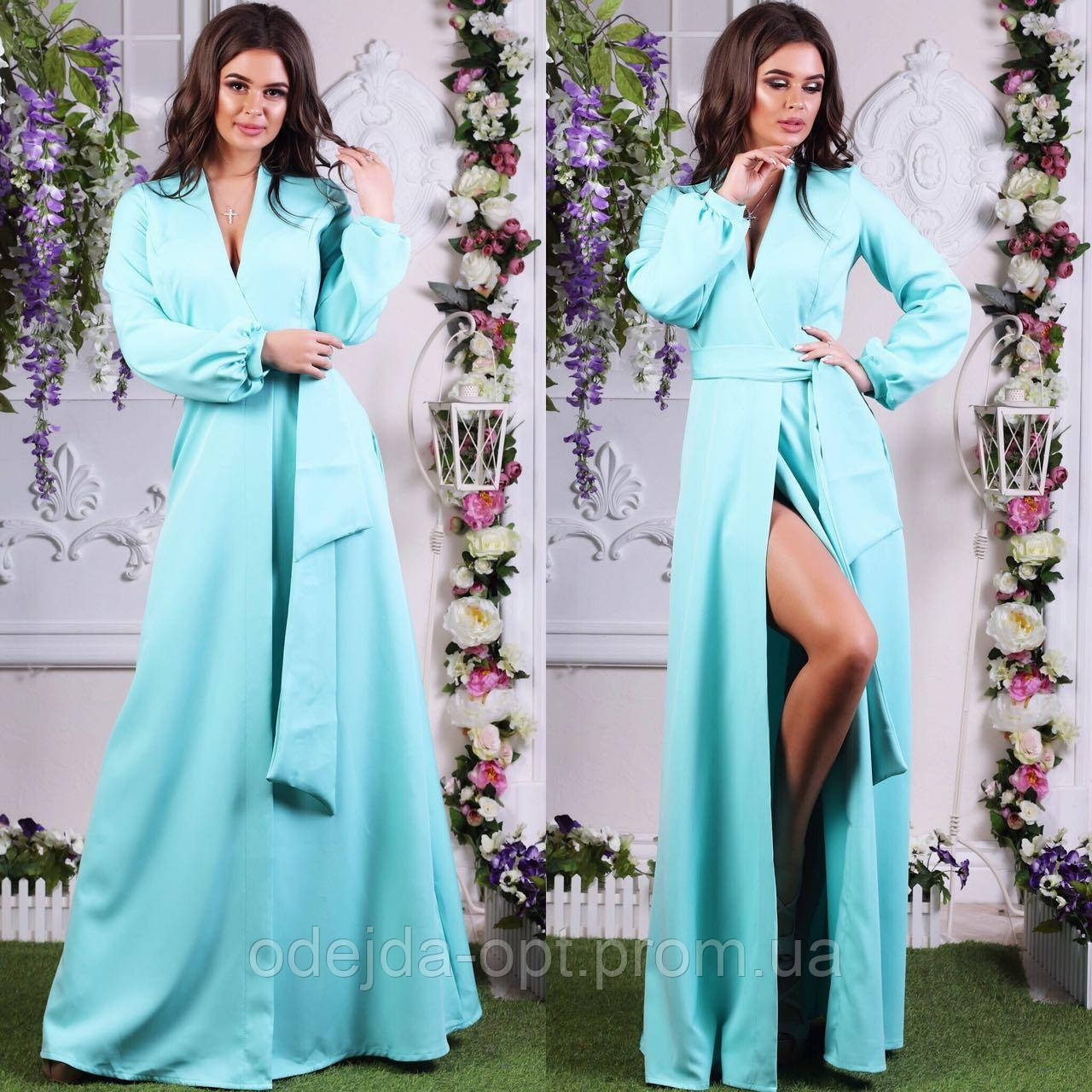 Платье женское длинное недорого