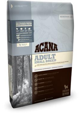 Корм Acana Adult Small Breed Акана Смол Брід для дорослих собак дрібних порід курка лосось 2 кг