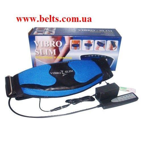 Вибро пояс массажный для похудения Вибро Слим (Vibro Slim)