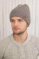 Зимняя мужская шапка Альмерия, фото 1