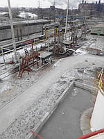 Строительство эстакад железнодорожных слива топлива и растительных масел Слив ГСМ из железнодорожных цистерн