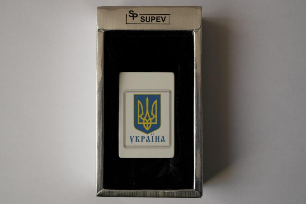 """Зажигалка подарочная """"Украина"""""""