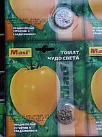 Семена томата  сорт Чудо света  130-140шт