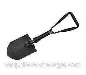 Лопата складная Eco с чехлом маленькая (nri-2065)