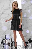 449028f8d1c Платье Велюровое Черное — Купить Недорого у Проверенных Продавцов на ...